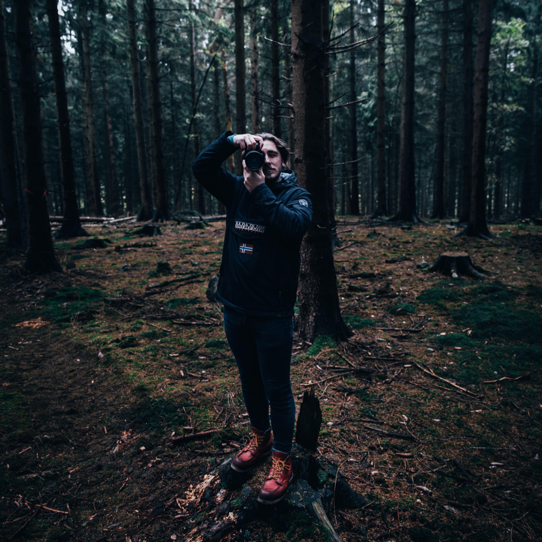 #4 Fotografie Talk mit Max Cremer