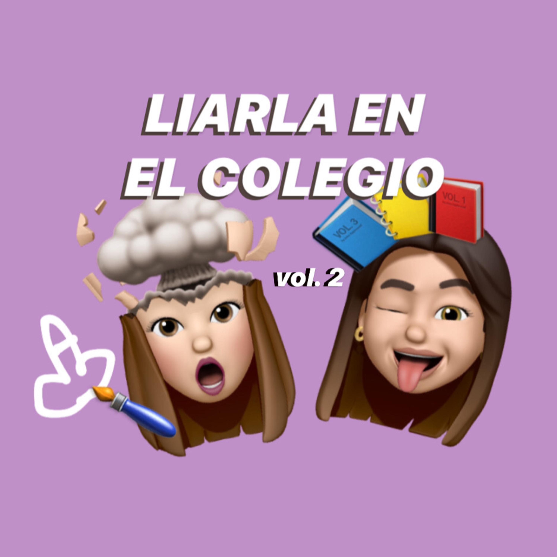 KEEP IT CUTRE 1x12: LIARLA EN EL COLEGIO