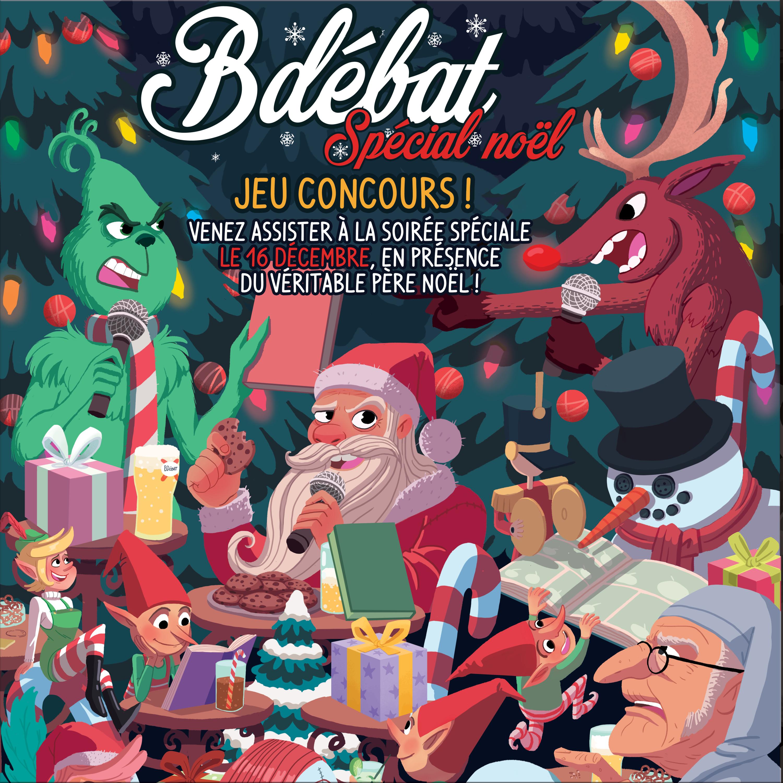 Bdébat HS : concours de Noël