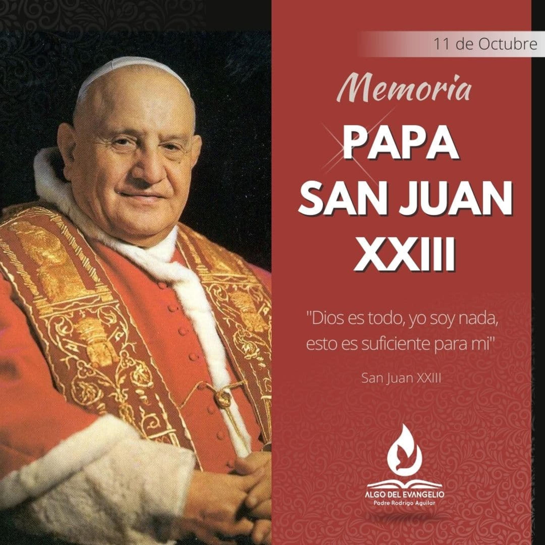 Lucas 11, 29-32 – XXVIII Lunes del Tiempo Ordinario - Memoria de San Juan XXIII, Papa