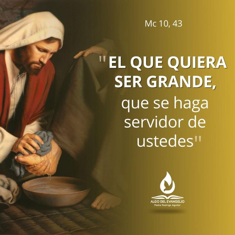 Marcos 10, 35-45 - XXIX Domingo durante el año(B)