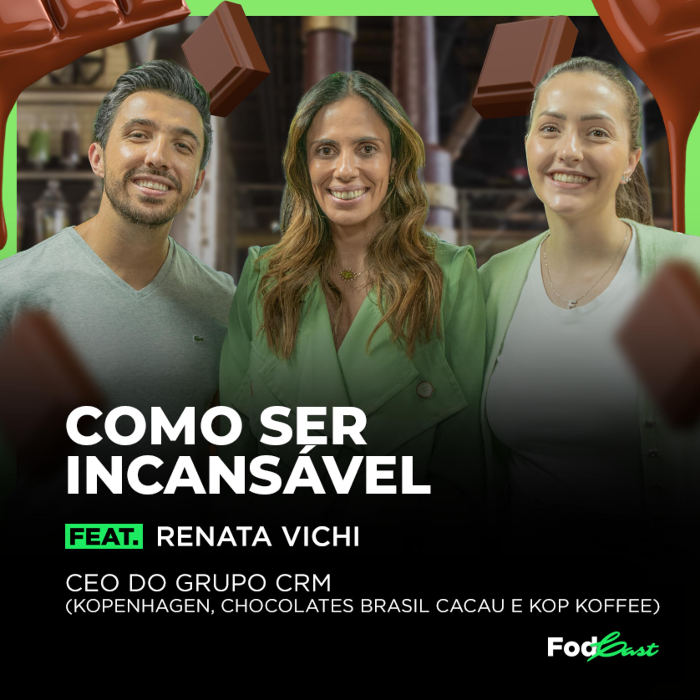 COMO SER INCANSAVEL feat. Renata Vichi