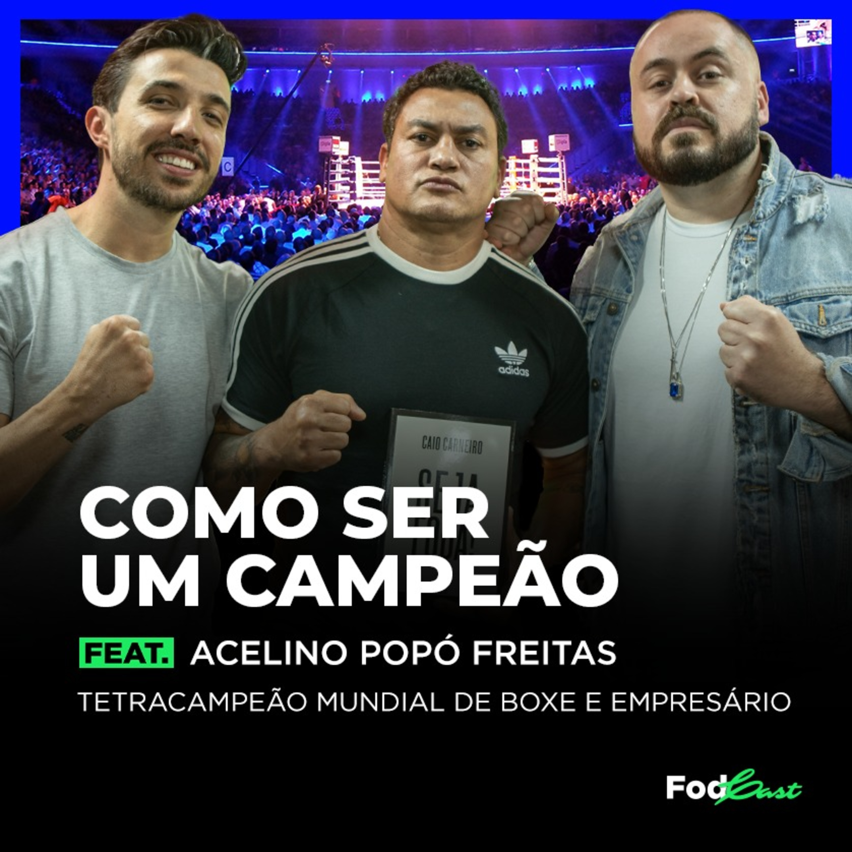 COMO SER UM CAMPEÃO feat. POPÓ FREITAS