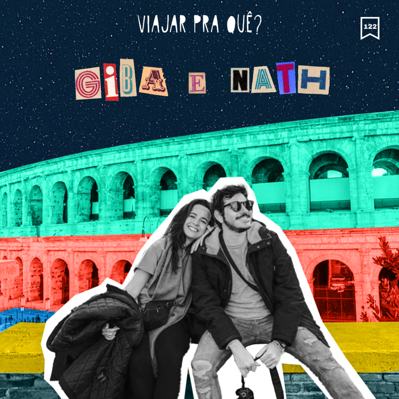 #122 - Giba e Nathi - Um pedido de casamento numa ilha isolada da Ásia