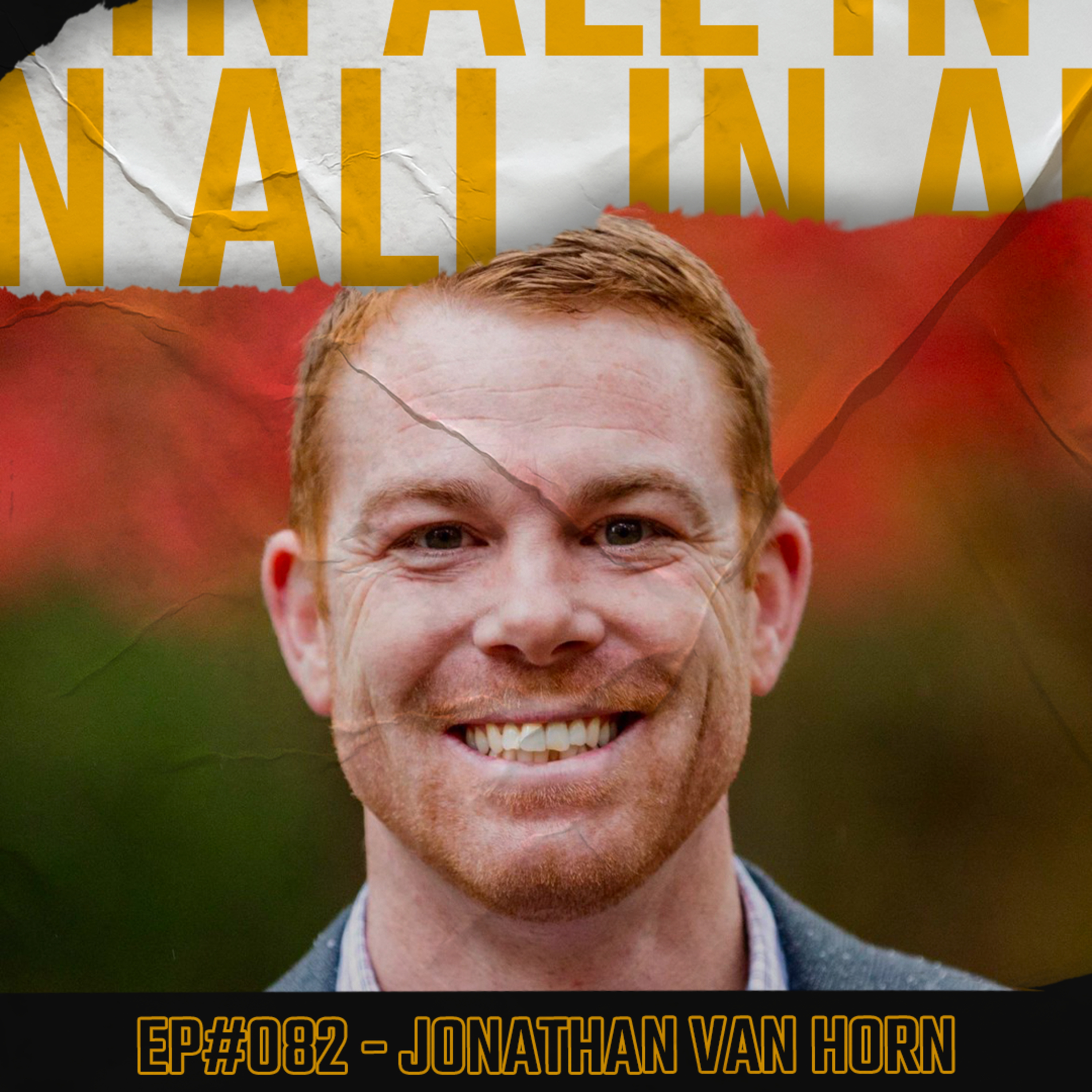 #082 - The value of being a multi-sport athlete, intrinsic motivation, & building for life beyond sport w. Jonathan Van Horn