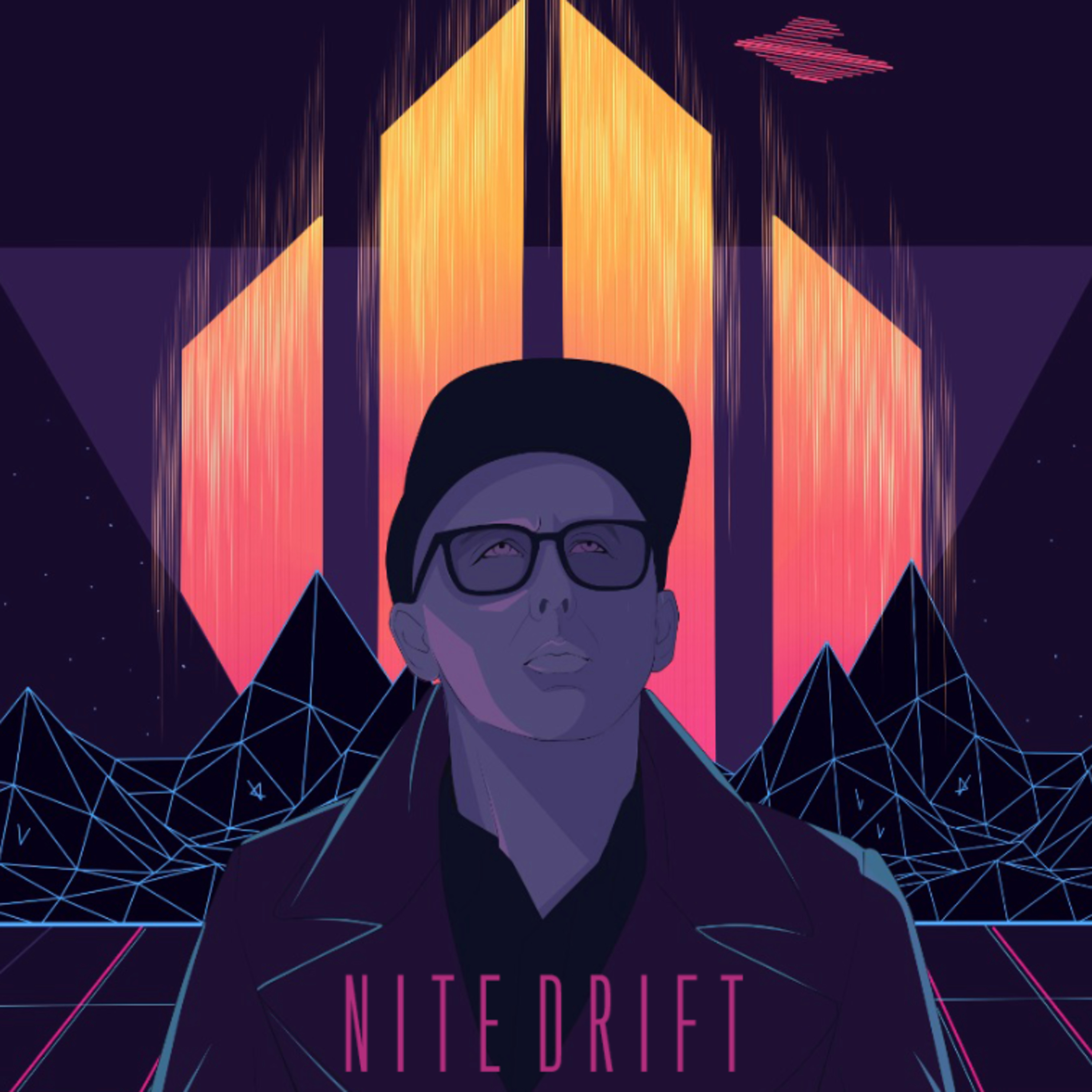 NITE DRIFT | Intuitive Stephen Williams on ghost investigating with co-hosts, Sapphire Sandalo and Darcy Staniforth