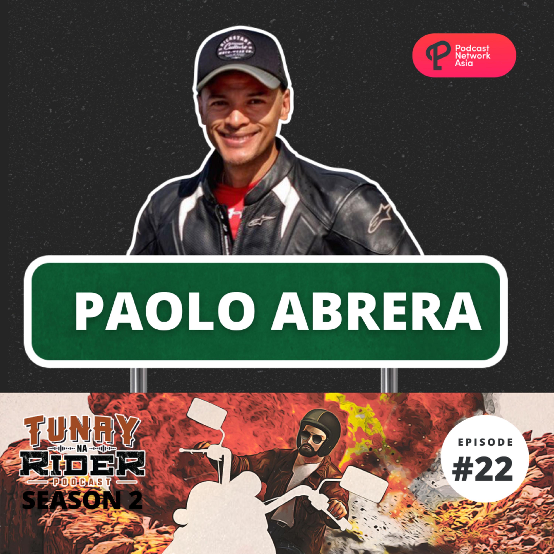 Ep. 22: Paolo Abrera