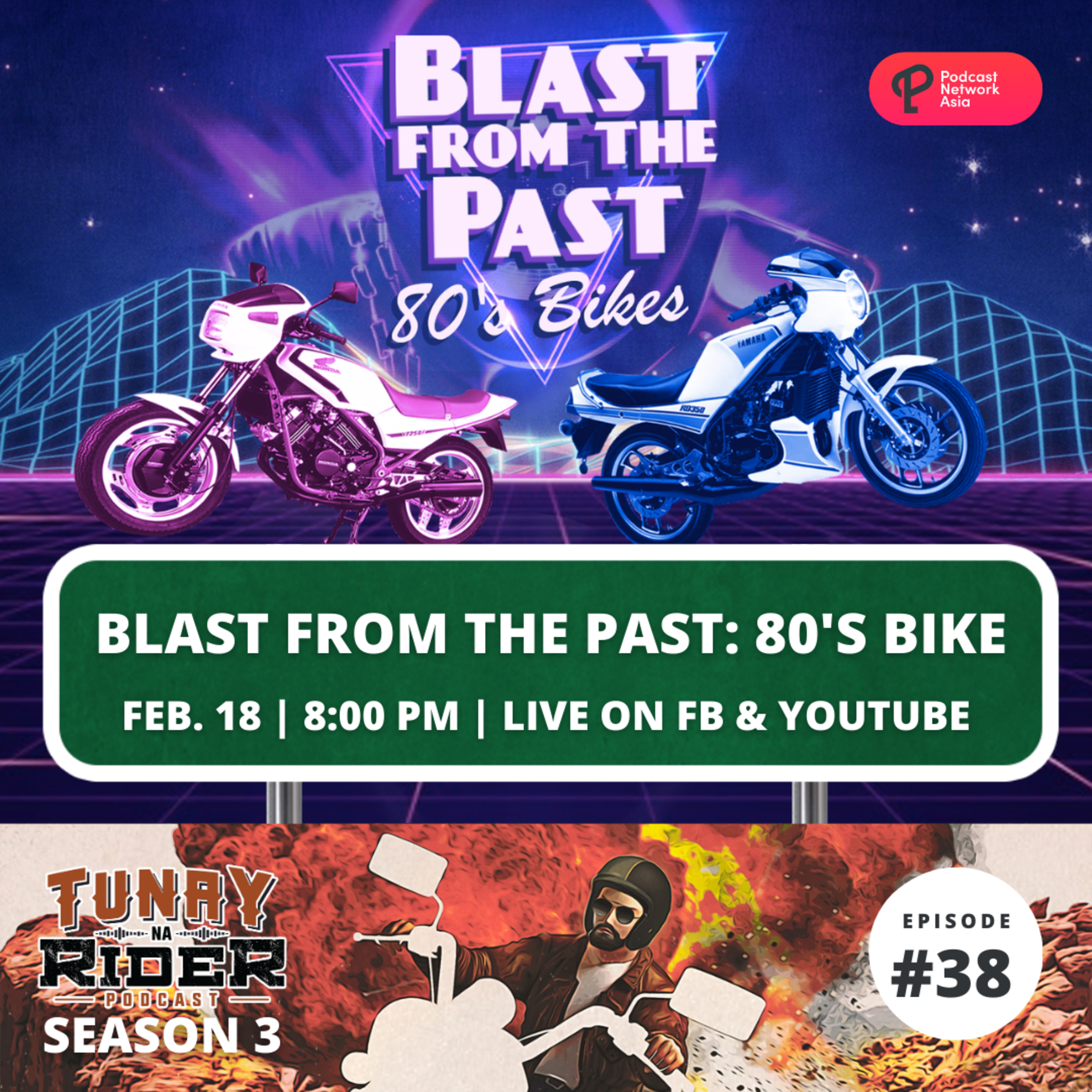 Ep. 38: Blast from the Past ('80s Bikes)