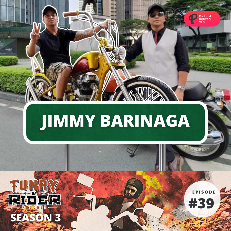 Ep. 39: Jimmy Barinaga