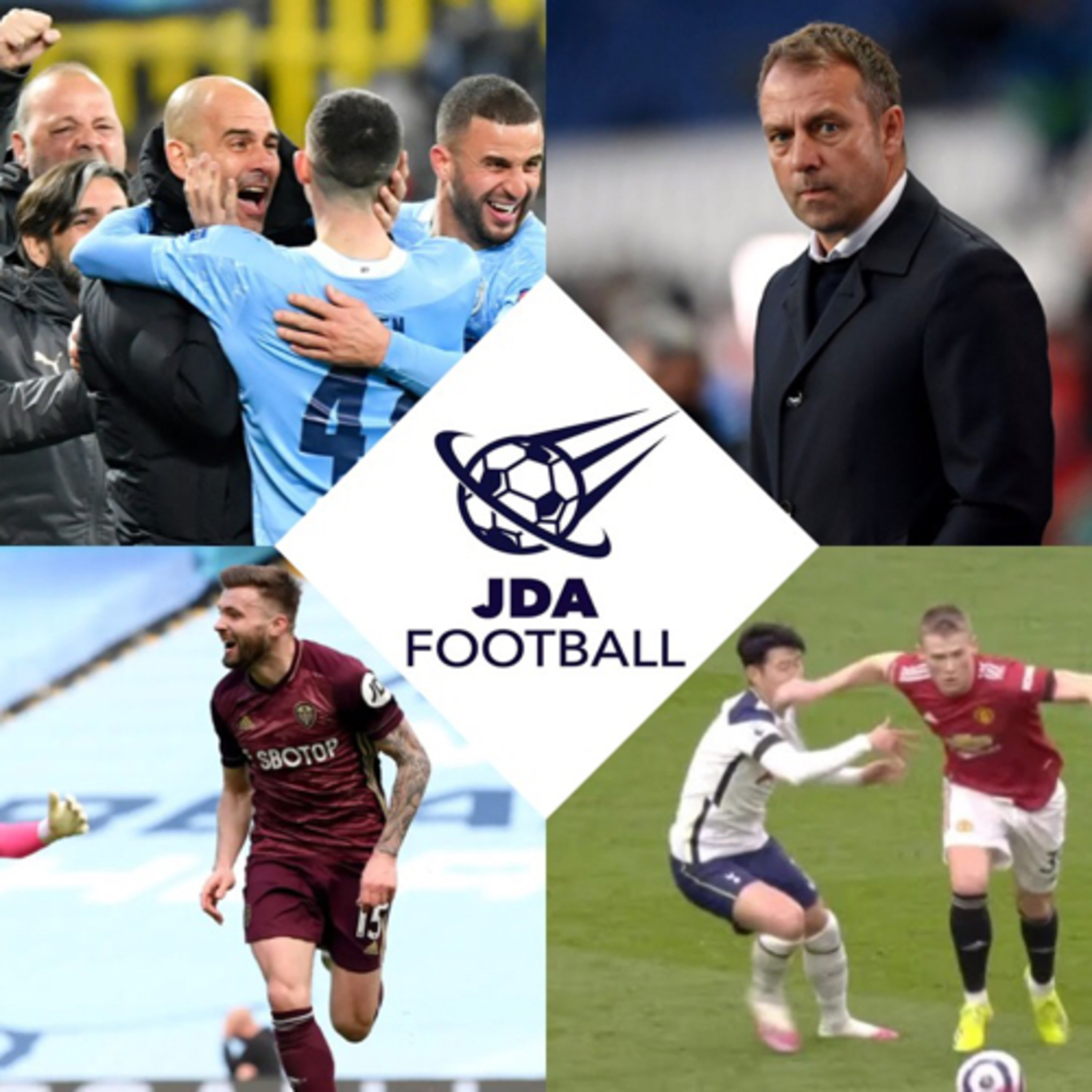Manchester City Reach The Champions League Semifinals For The 2nd Time | JDA Football Podcast episode 31 season 2