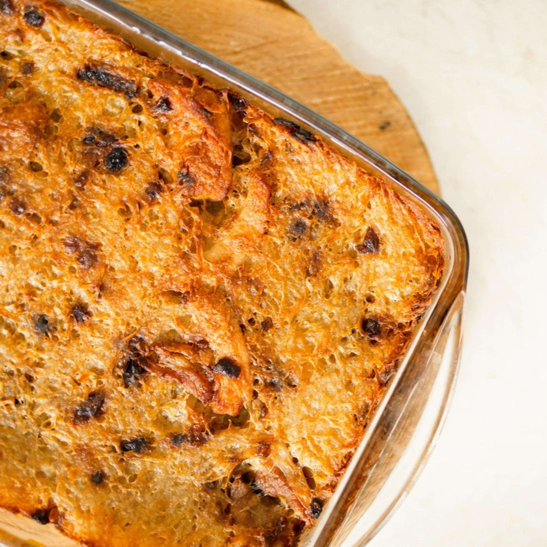 Torta de Legumes com Queijo e Atum