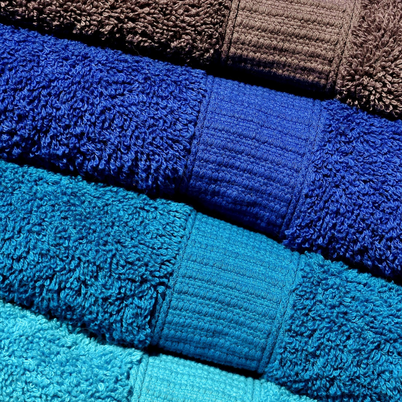 Aprenda a eliminar o cheiro ruim das toalhas de banho!