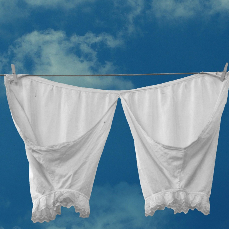 Lucy Mizael orienta como lavar roupas brancas