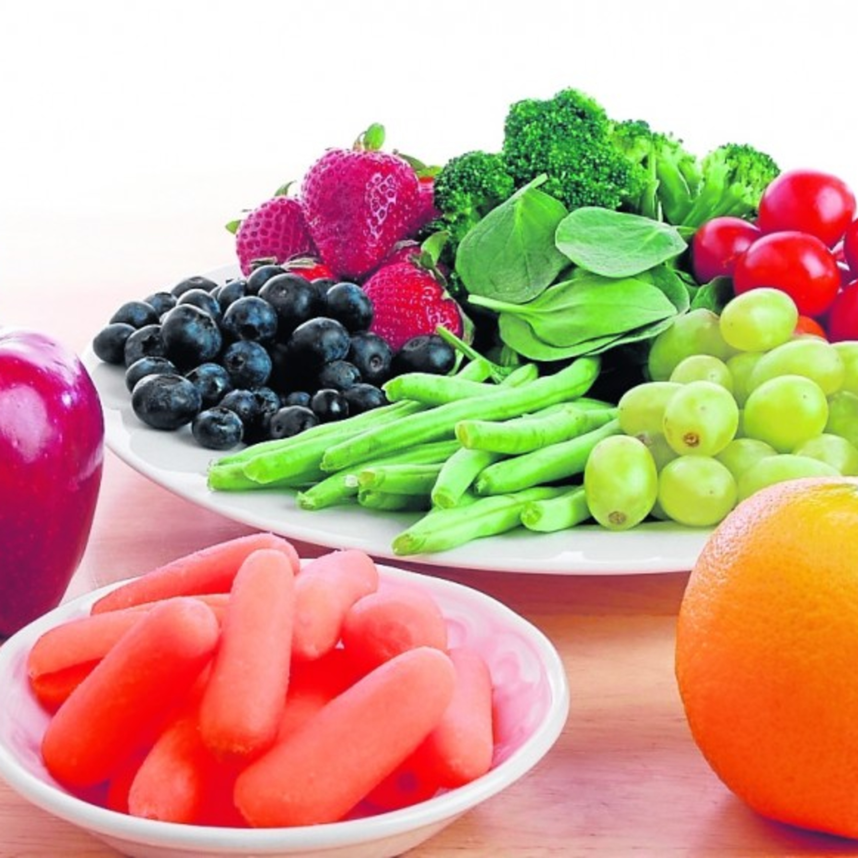 Como conservar frutas, verduras, folhas e frios