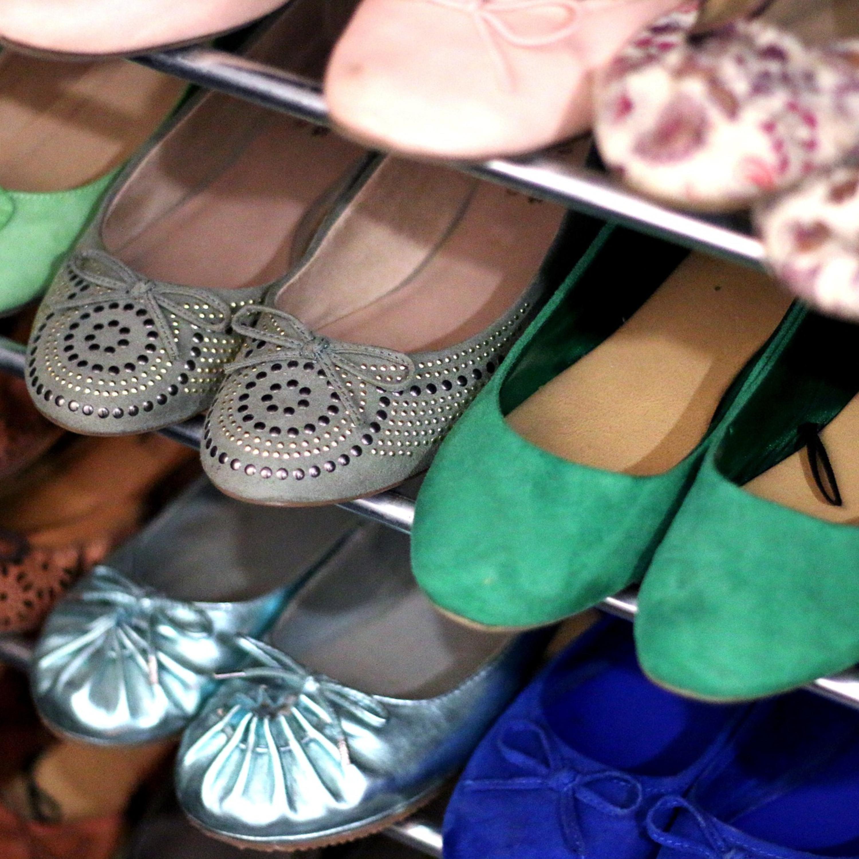 Mais dicas de organização: como guardar gravatas, cintos e sapatos