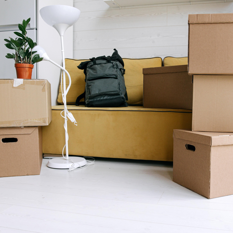 E agora? Como organizar a casa nova após a mudança?