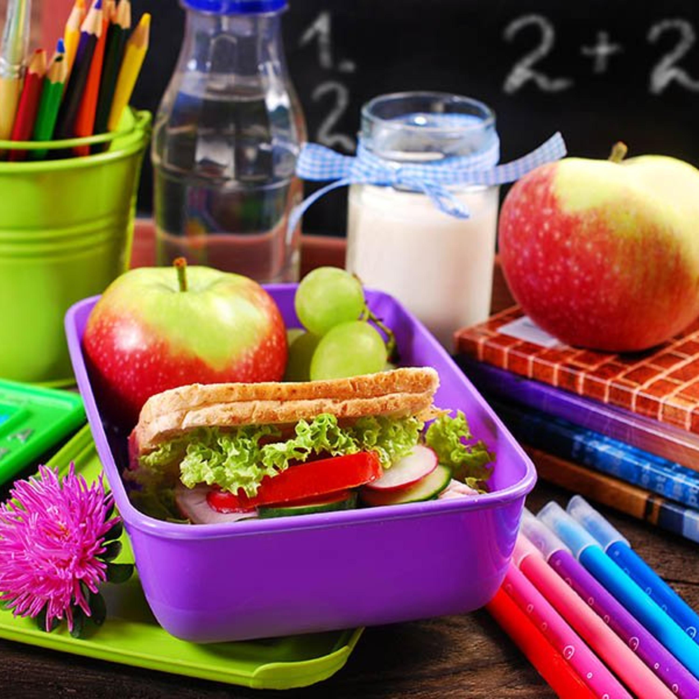 Volta às aulas: saiba como montar uma lancheira saudável