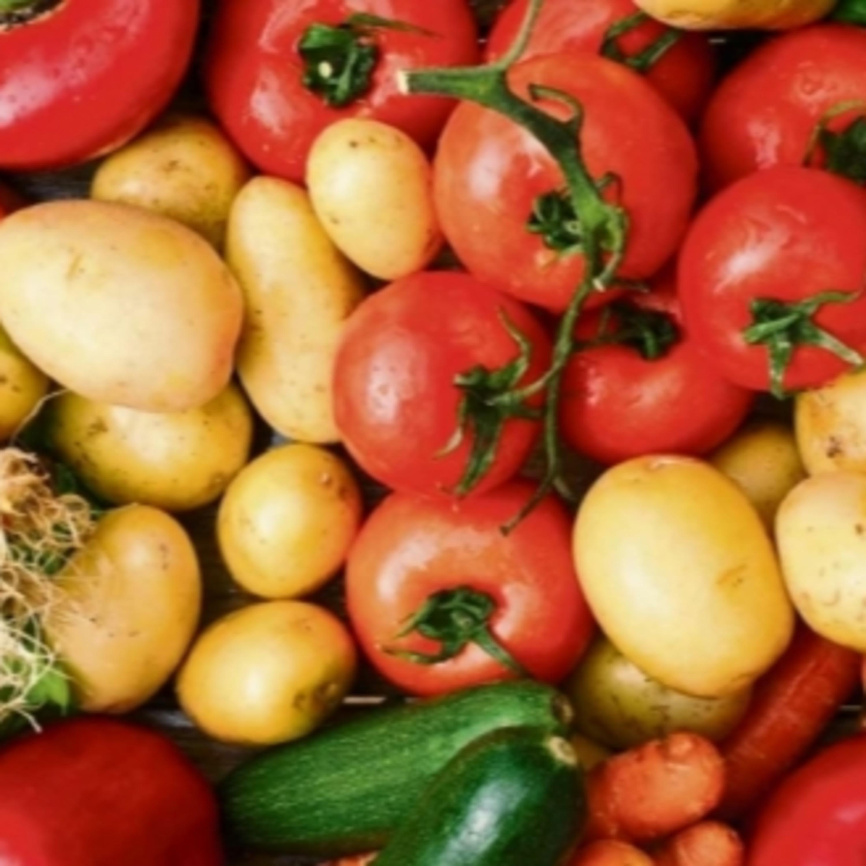 Do produtor para a mesa: a escolha dos alimentos melhora a nutrição