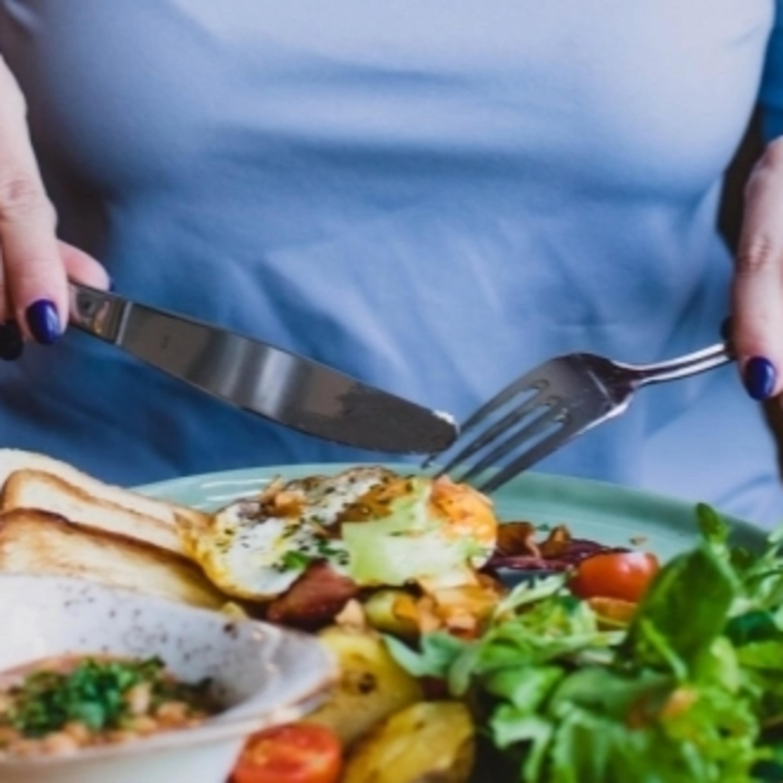 Morar sozinho e ter uma alimentação saudável: não há mistério