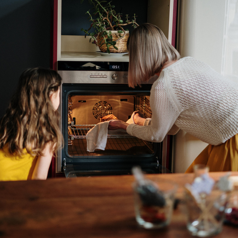 Crianças na cozinha! Dicas para manter alimentação saudável nas férias