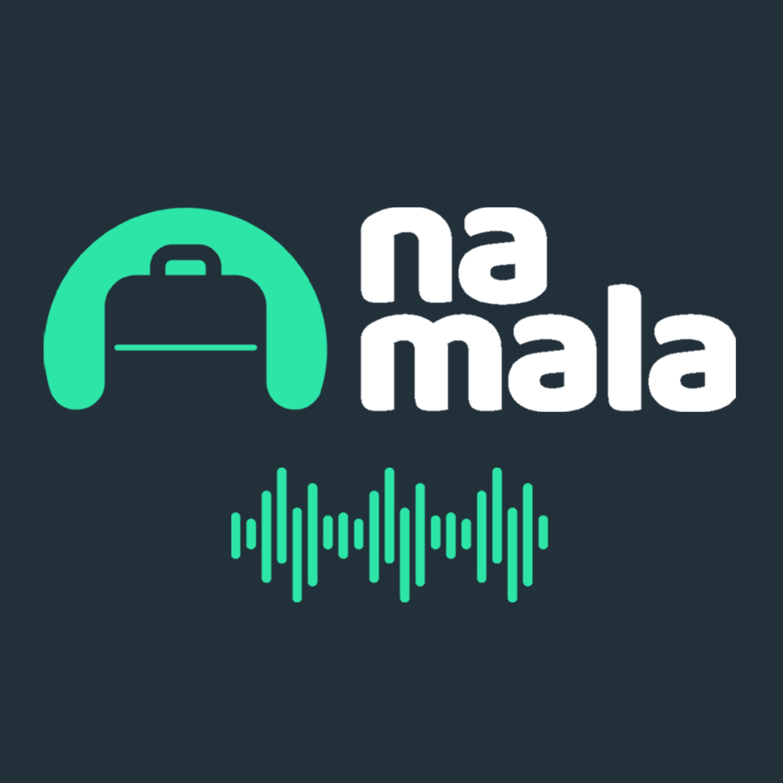 BEM-VINDO ao Podcast do Canal Na Mala!