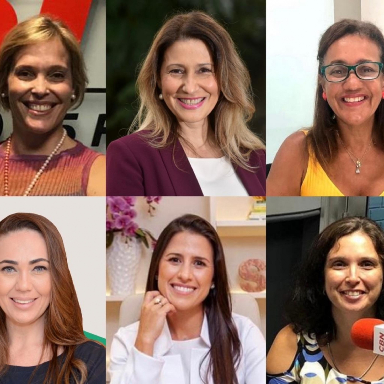 No Dia da Mulher, as histórias daquelas que fazem a CBN Vitória