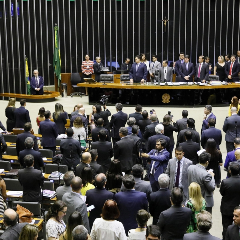 CCJ conclui votação de prisão após condenação em segunda instância