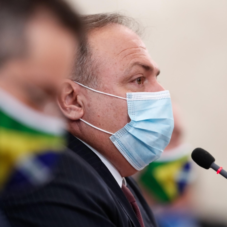 Análise: a pedido da PGR, STF autoriza investigação contra Pazuello