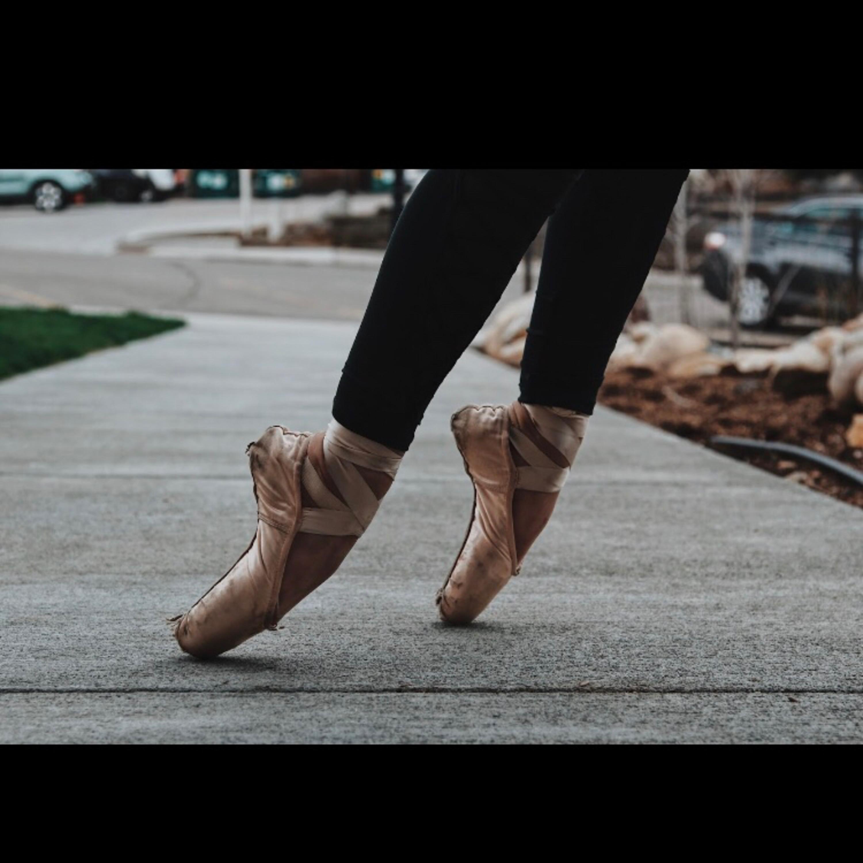 Pointe Shoe journey