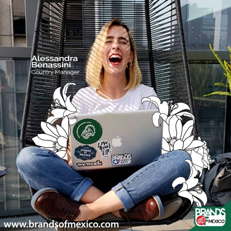 Entrevista con nuestra Country Manager - Alessandra Benassini