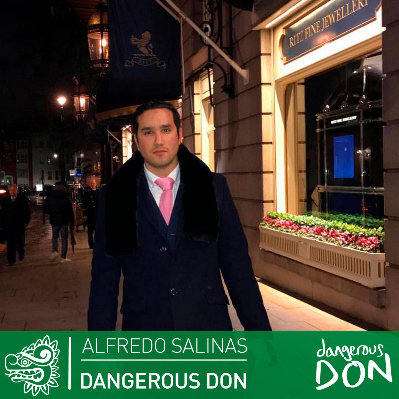 Dangerous Don - Entrevista con Alfredo Salinas