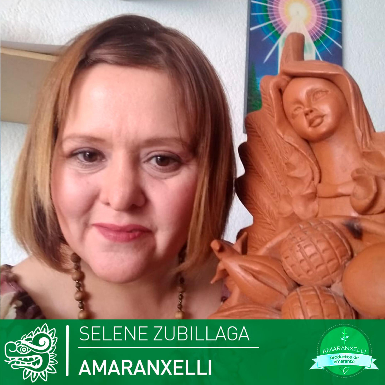 Amaranxelli - Entrevista con Selene Zubillaga