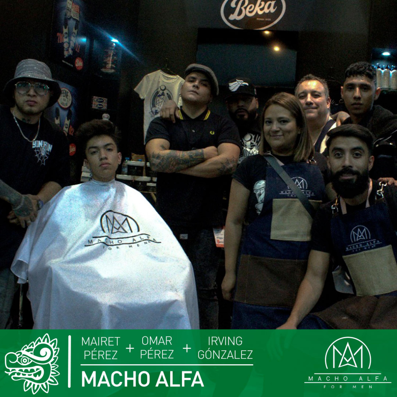 Omar + Mairet + Irving - Macho Alfa