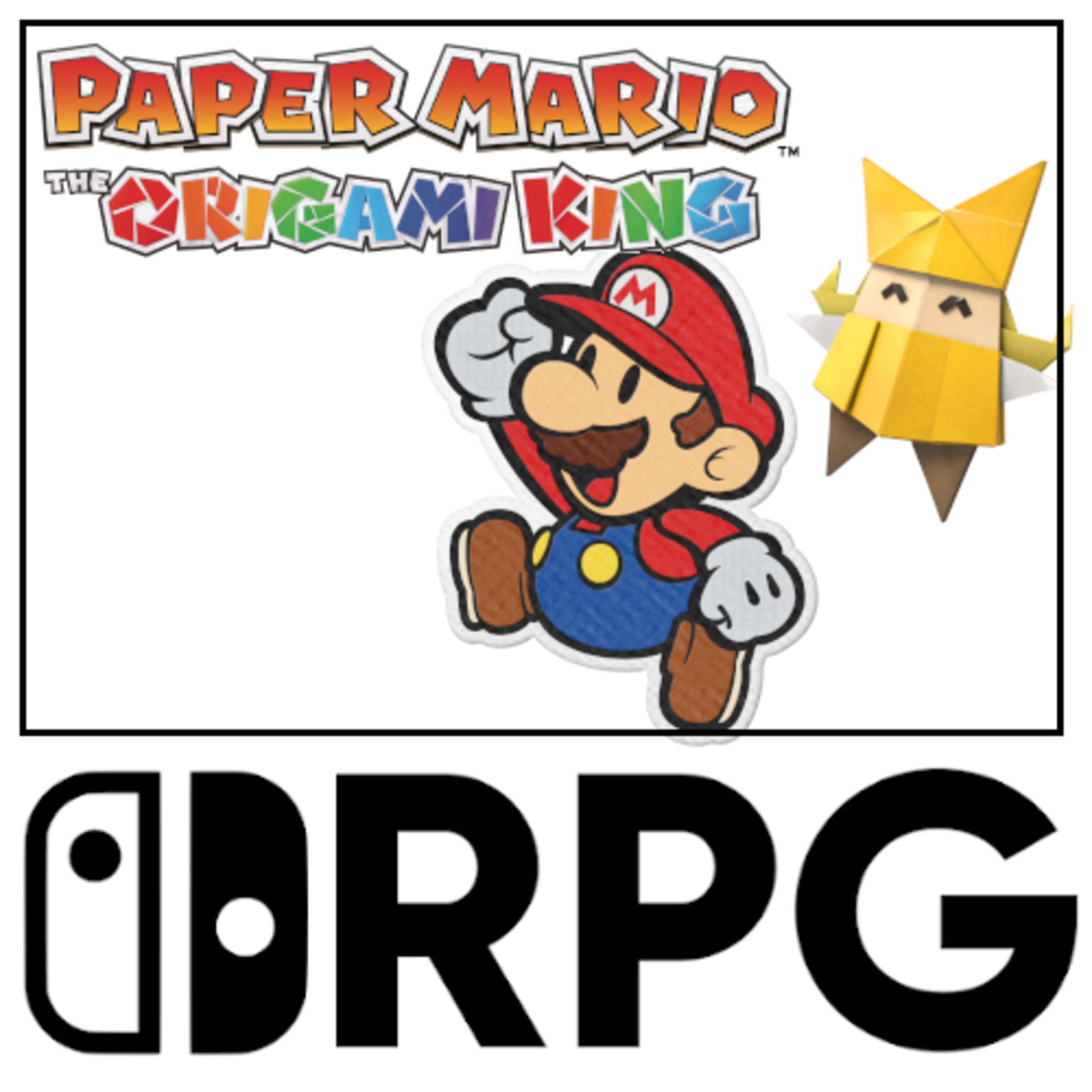 Episode 77 - Reaction to Paper Mario: The Origami King Treehouse Event and more! | Switch RPG Podcast