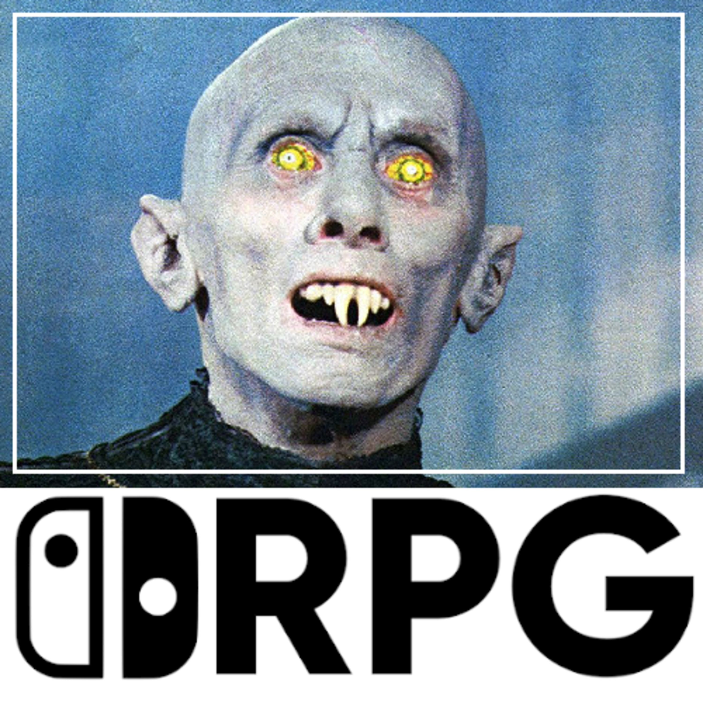 Episode 85 - Best Horror RPGs | Switch RPG Podcast