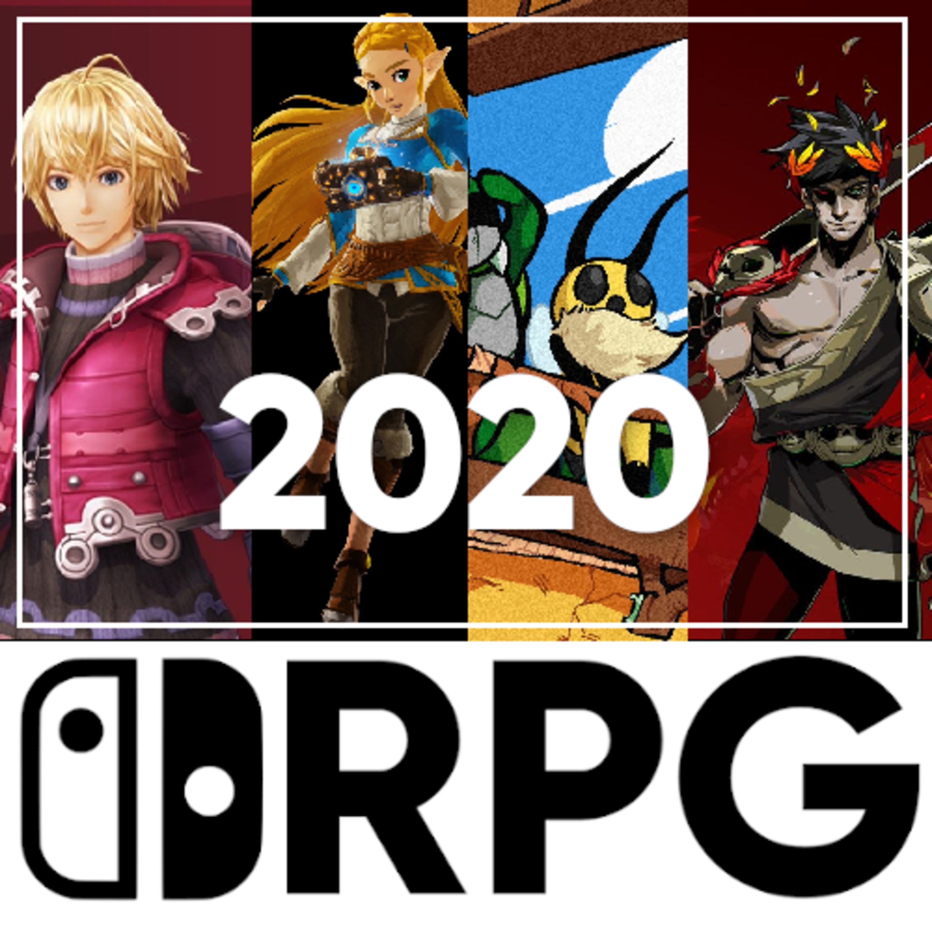 Episode 91 - 2020 Nintendo Switch RPG of the Year | Switch RPG Podcast