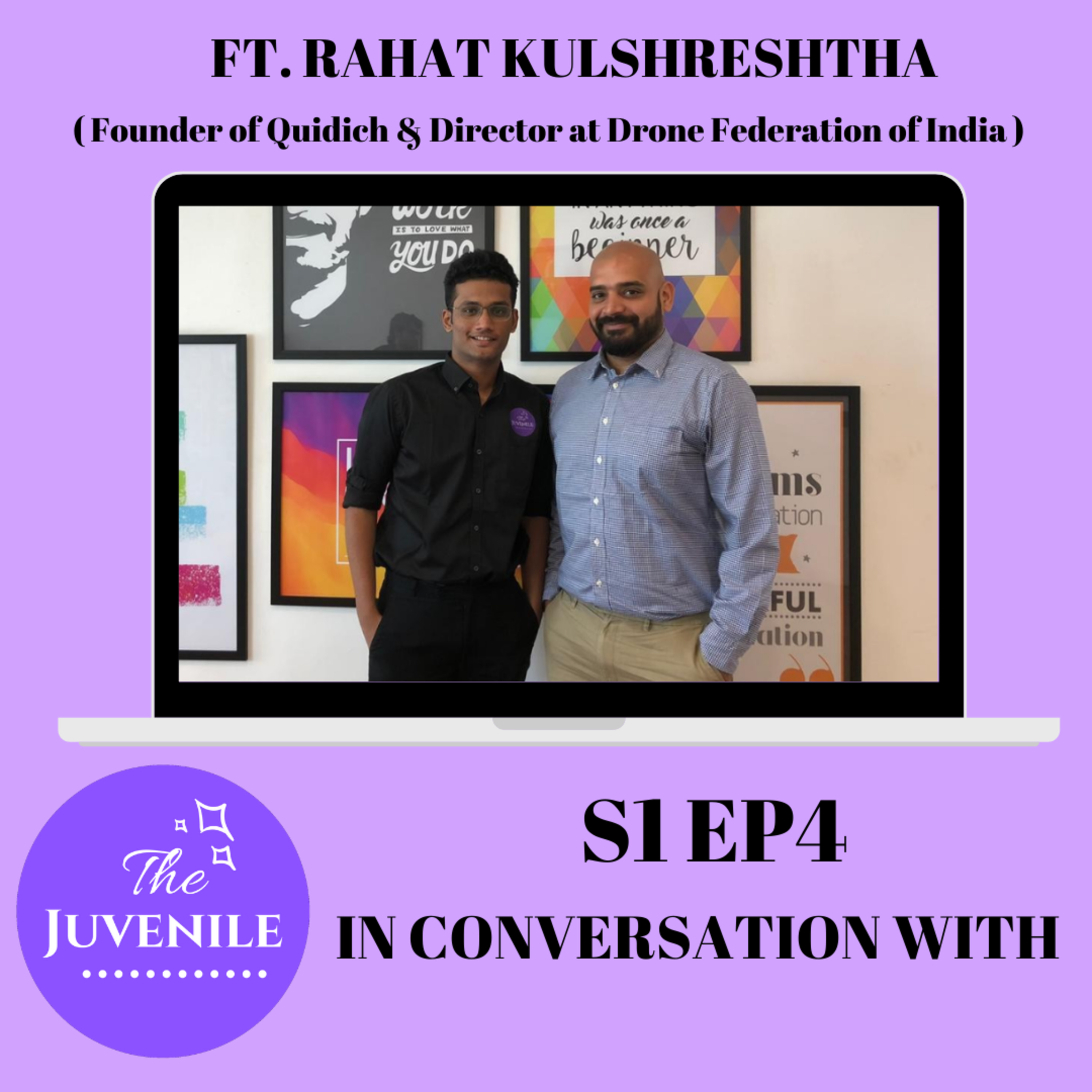 IN CONVERSATION WITH FT. RAHAT KULSRESHTHA