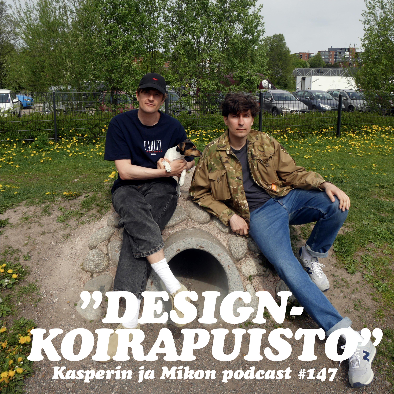 147. Design-koirapuisto
