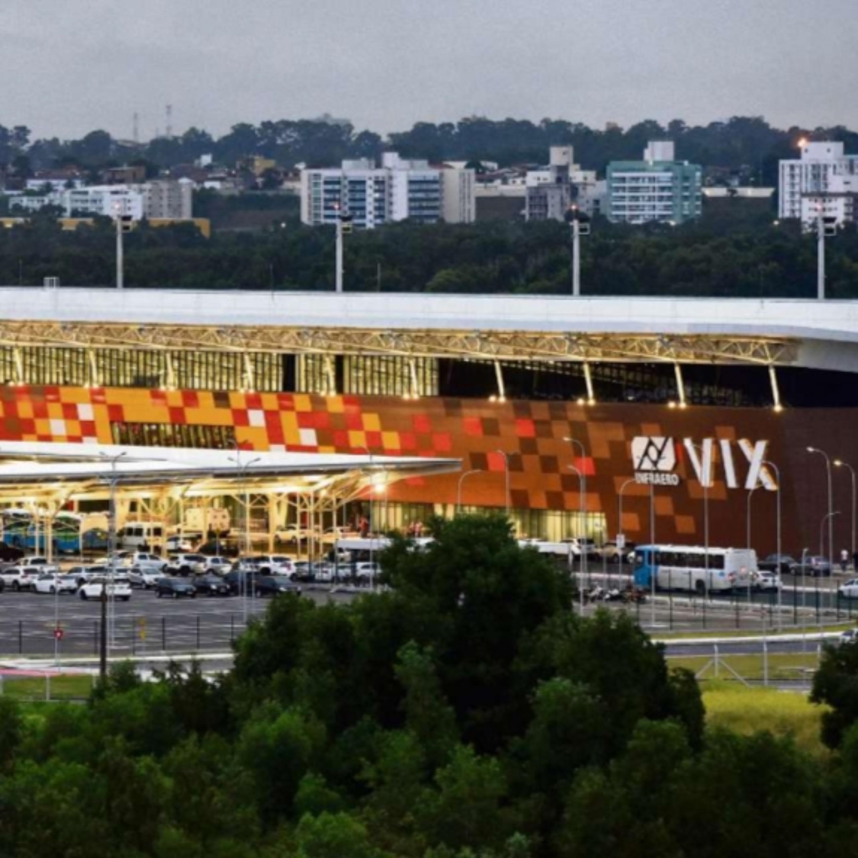 Voos internacionais no Aeroporto de Vitória devem impulsionar turismo