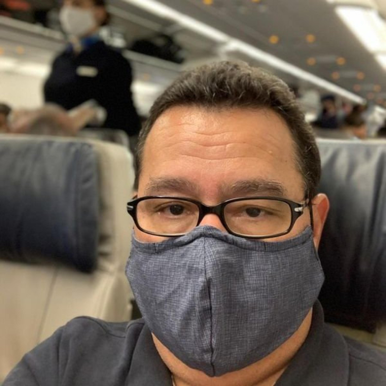 Novas regras para uso de máscaras no transporte aéreo entram em vigor