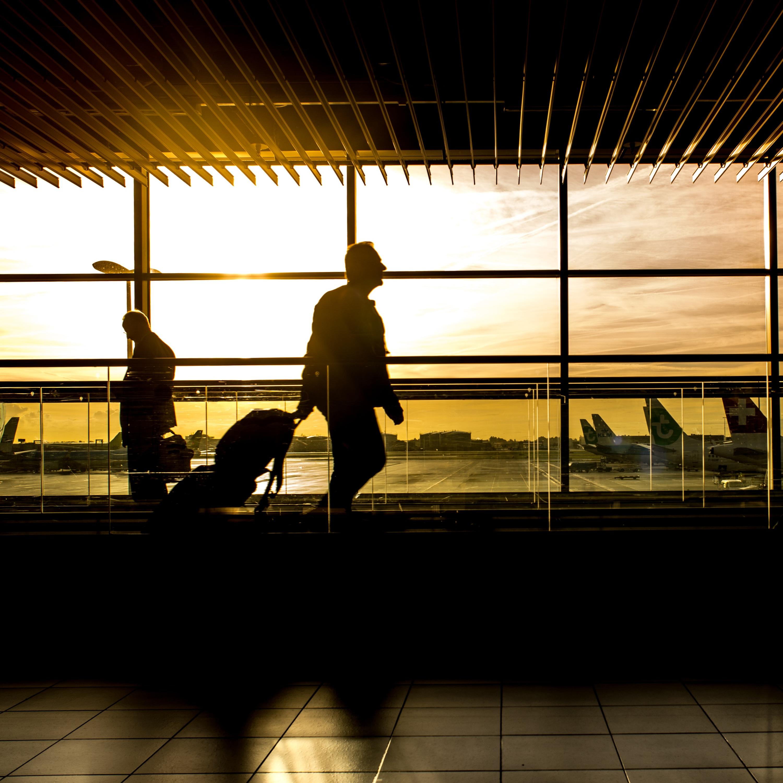 Como viajantes