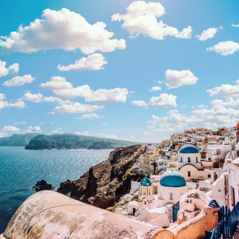 Embarque nesta viagem pelos filmes e cenários das Ilhas Gregas
