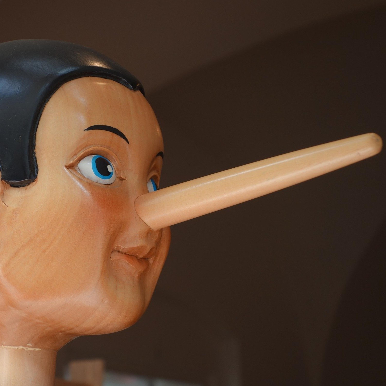 Afinal, existem diferentes graus de mentira - ou mentira é mentira?
