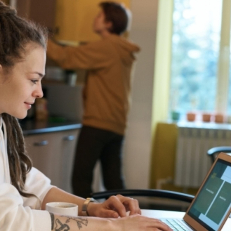 Home office: saiba como conciliar a rotina de trabalho e vida pessoal