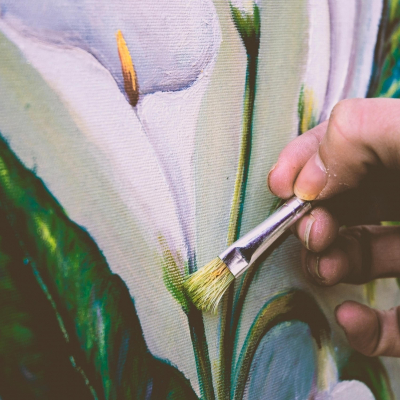 Do crochê à pintura: na pandemia, a arte exerce função terapêutica