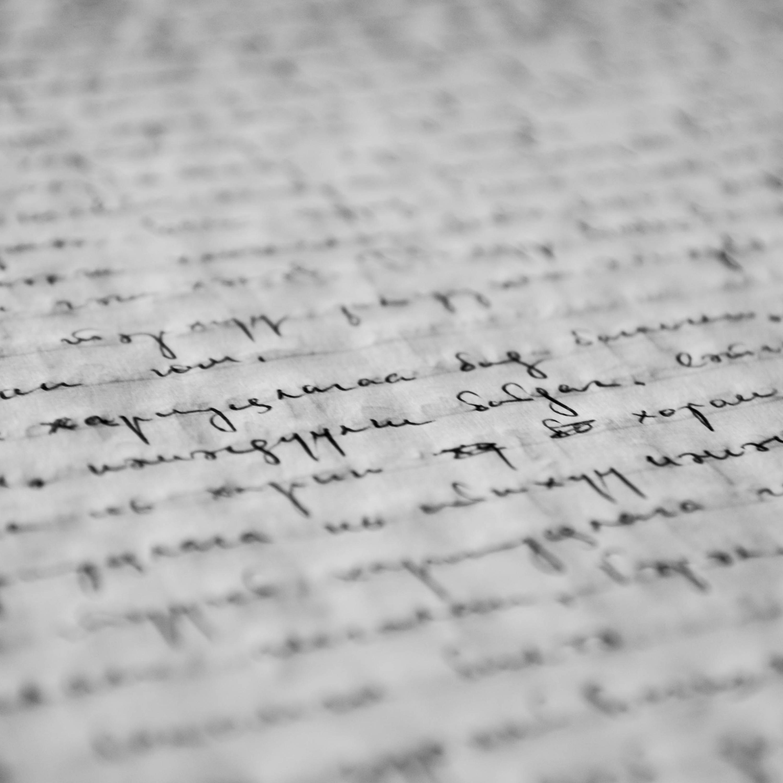 Letra cursiva com os dias contados? Uma análise de relações pessoais com a escrita