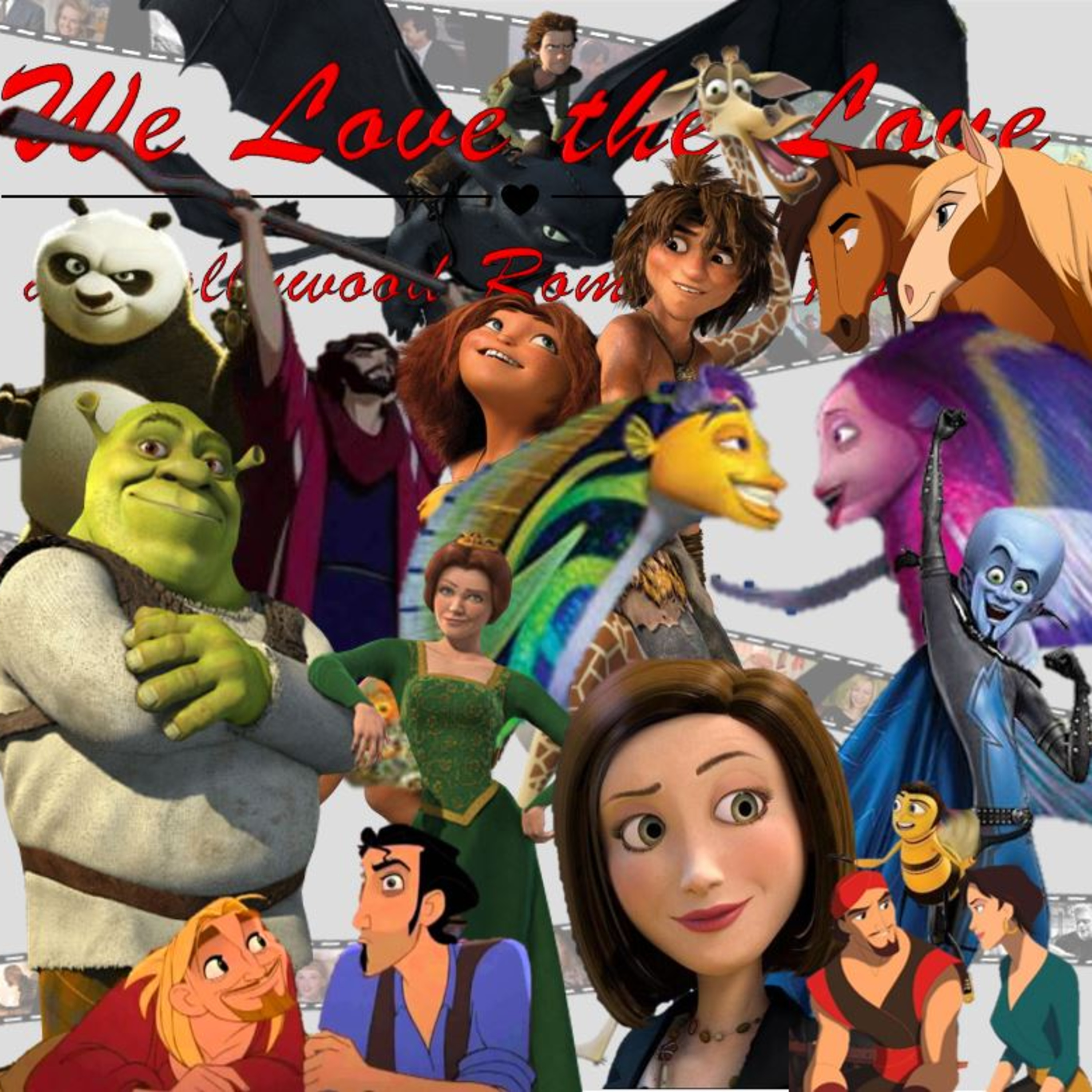 We Love the Love - The Croods