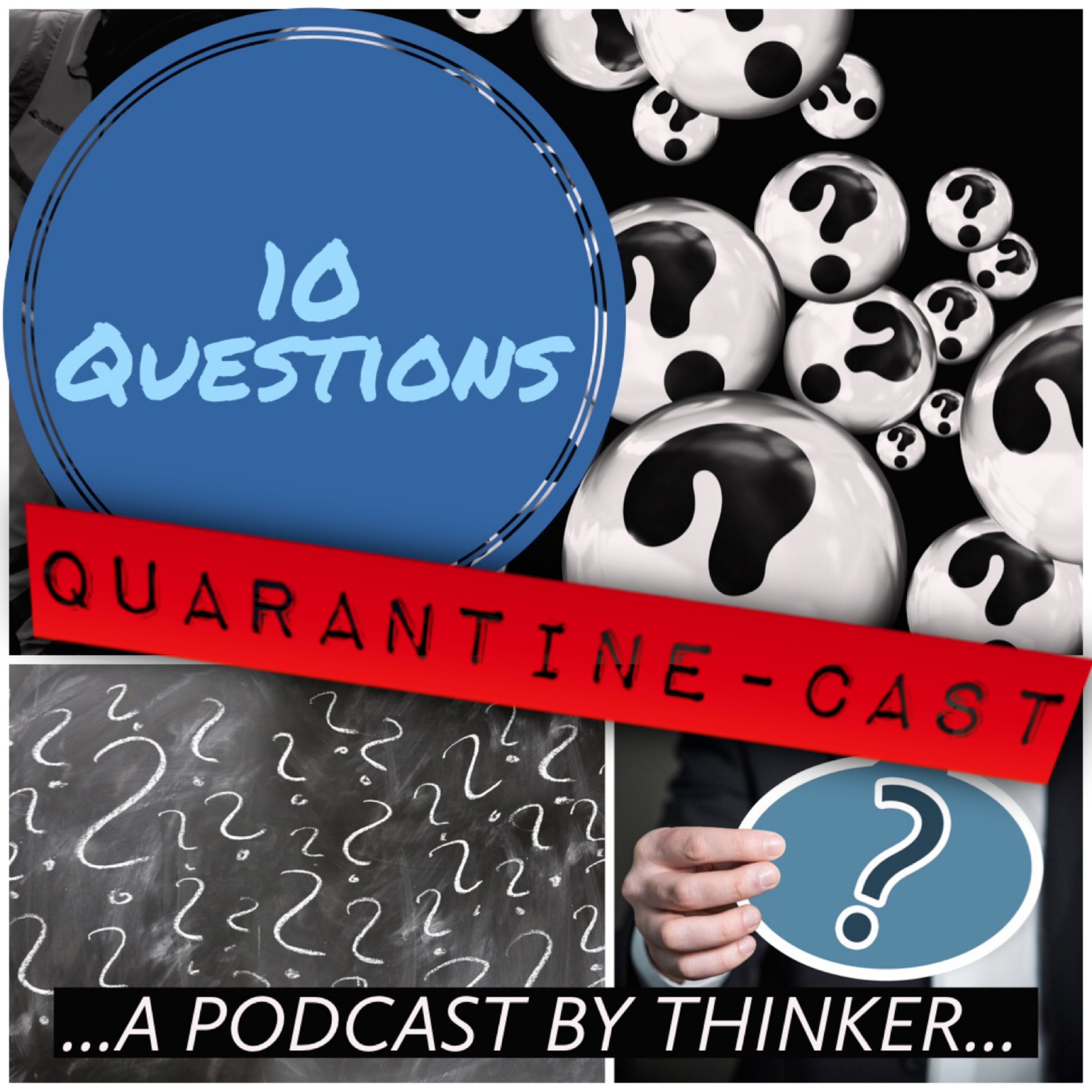 S2E24: The Quarantine-Cast Series - Infosystir and Cxstephens...have their party crashed...