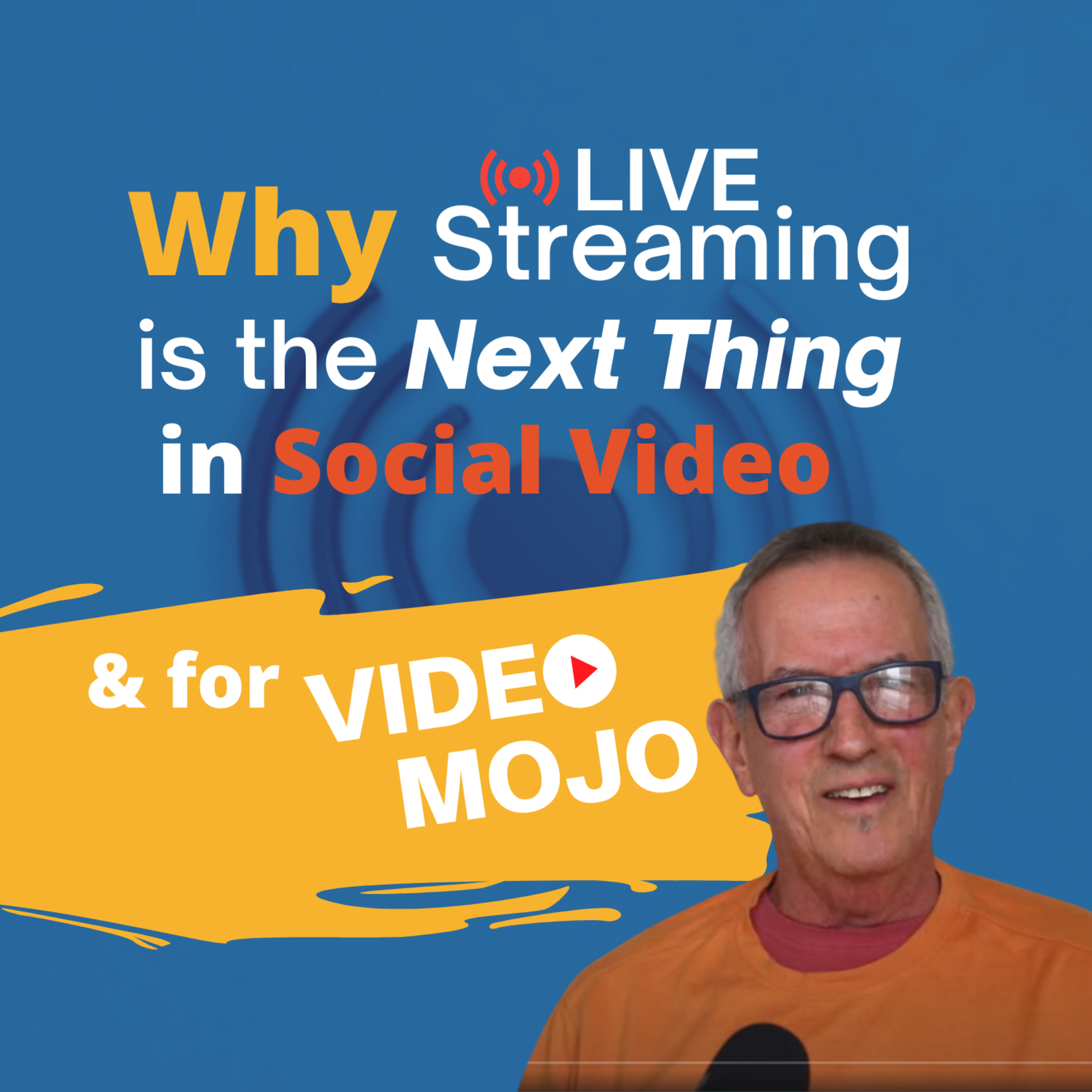 Learn Why LIVE is the Next Big Thing in Social Engagement. Check Out the New Tools I'm Using