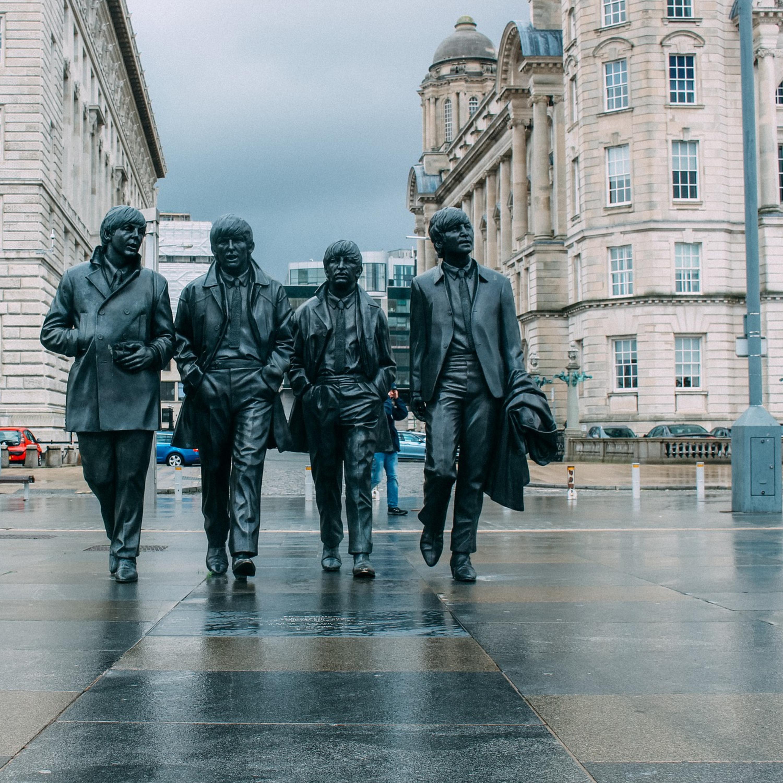 Os maiores clássicos do quarteto de Liverpool que marcou gerações.